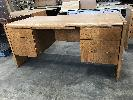 "Wooden Desk (62.5""X30""X29""). 1 Piece."